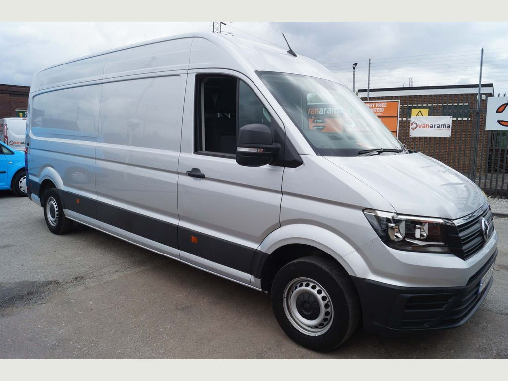 VOLKSWAGEN CRAFTER Panel Van 2.0 TDI CR35 LWB Trendline (Business) Panel Van 5dr (EU6)