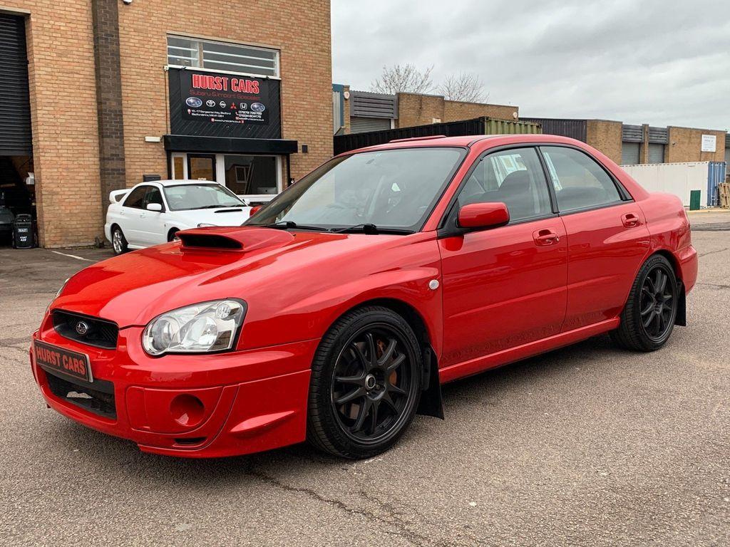 Subaru Impreza Saloon JDM WRX STI Spec C ONLY 38K