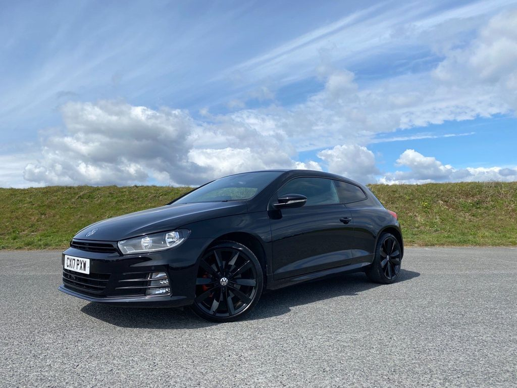 Volkswagen Scirocco Coupe 2.0 TSI BlueMotion Tech R-Line Hatchback 3dr