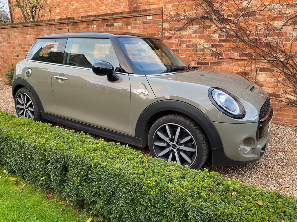 MINI Hatch Hatchback 2.0 Cooper S Steptronic (s/s) 3dr