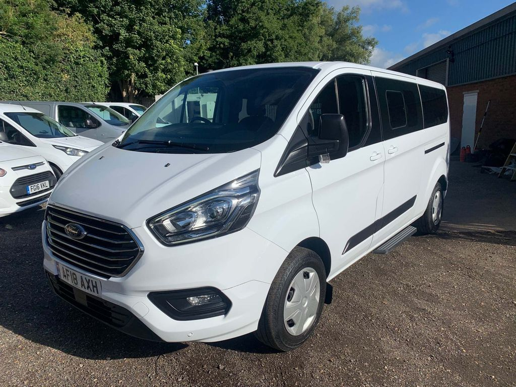 Ford Tourneo Custom Other 2.0 320 EcoBlue Shuttle Auto L2 EU6 (s/s) 5dr (9 Seat)