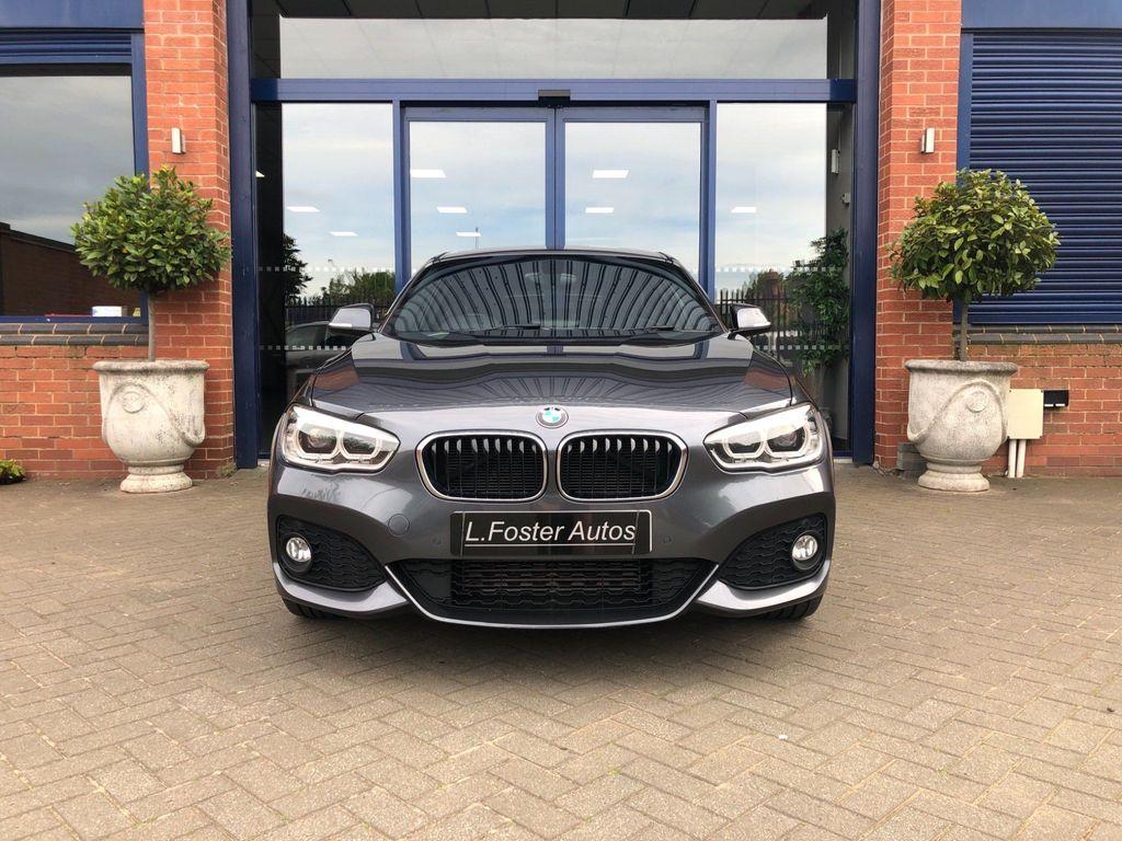 BMW 1 Series Hatchback 1.5 116d M Sport Auto (s/s) 3dr