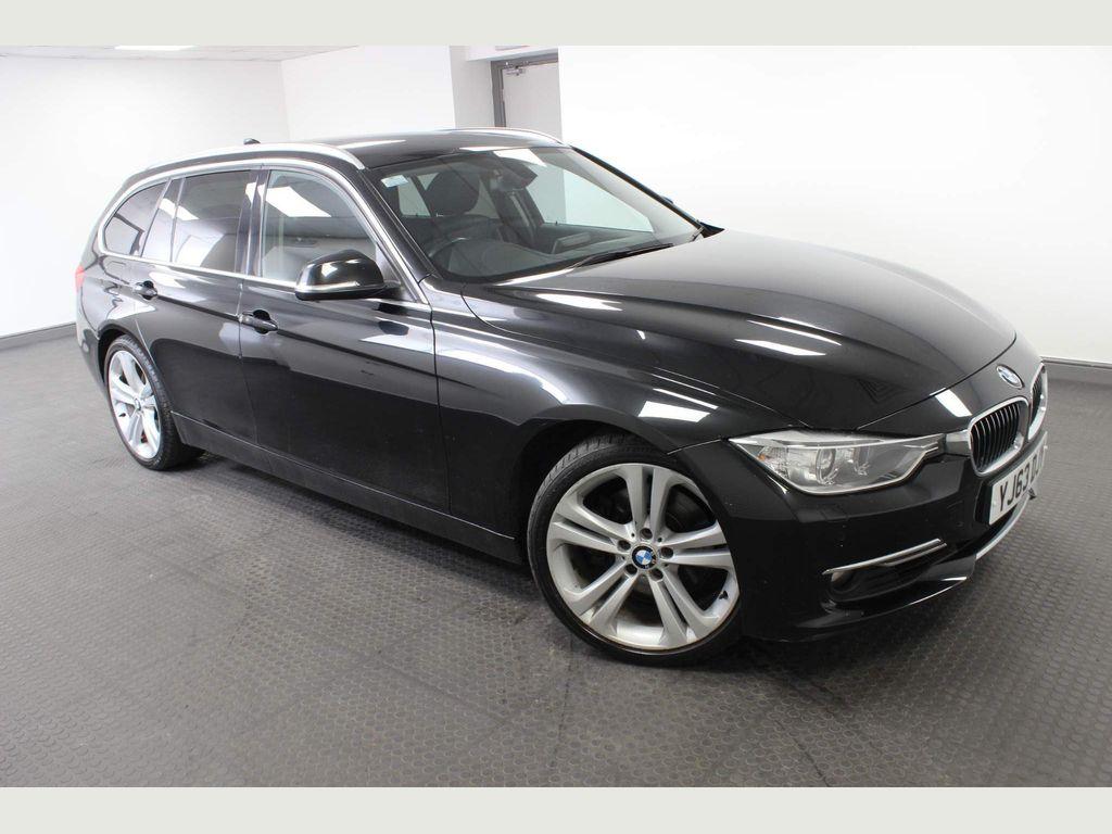 BMW 3 Series Estate 3.0 330d Luxury Touring Sport Auto xDrive (s/s) 5dr