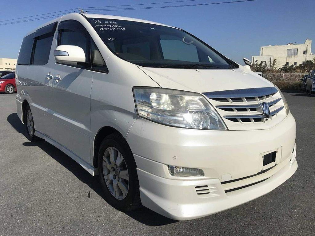 Toyota Alphard MPV 3.0 MZ 4wd with mobility seat [ SOLD ]