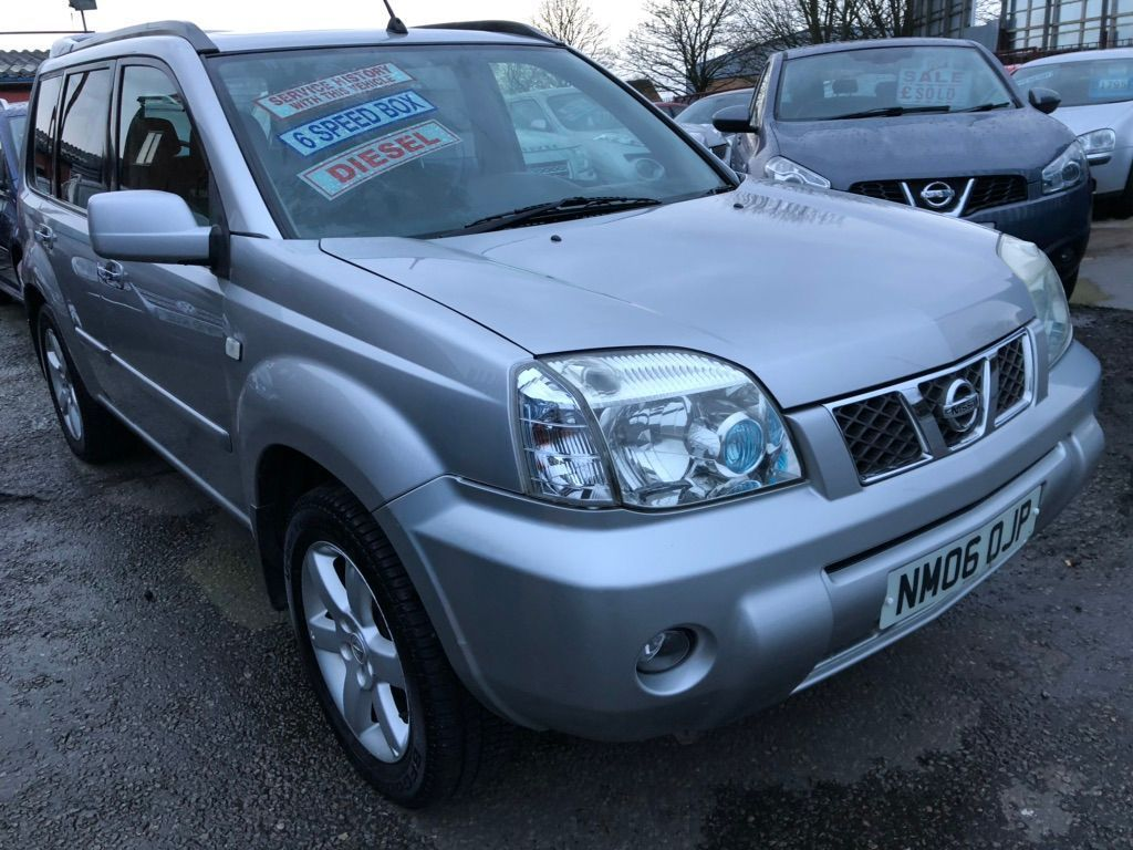 Nissan X-Trail SUV 2.2 dCi Columbia 5dr