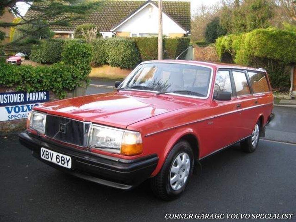 Volvo 240 Estate 2.1 DL 5dr