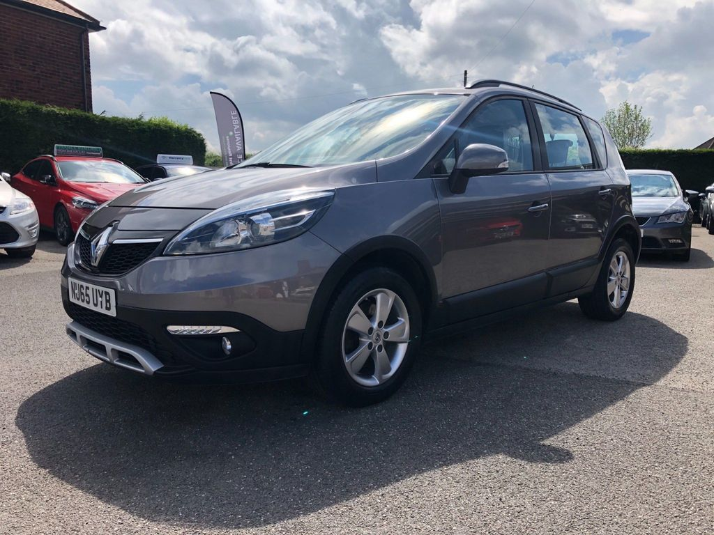 Renault Scenic Xmod MPV 1.5 dCi Dynamique Nav (s/s) 5dr