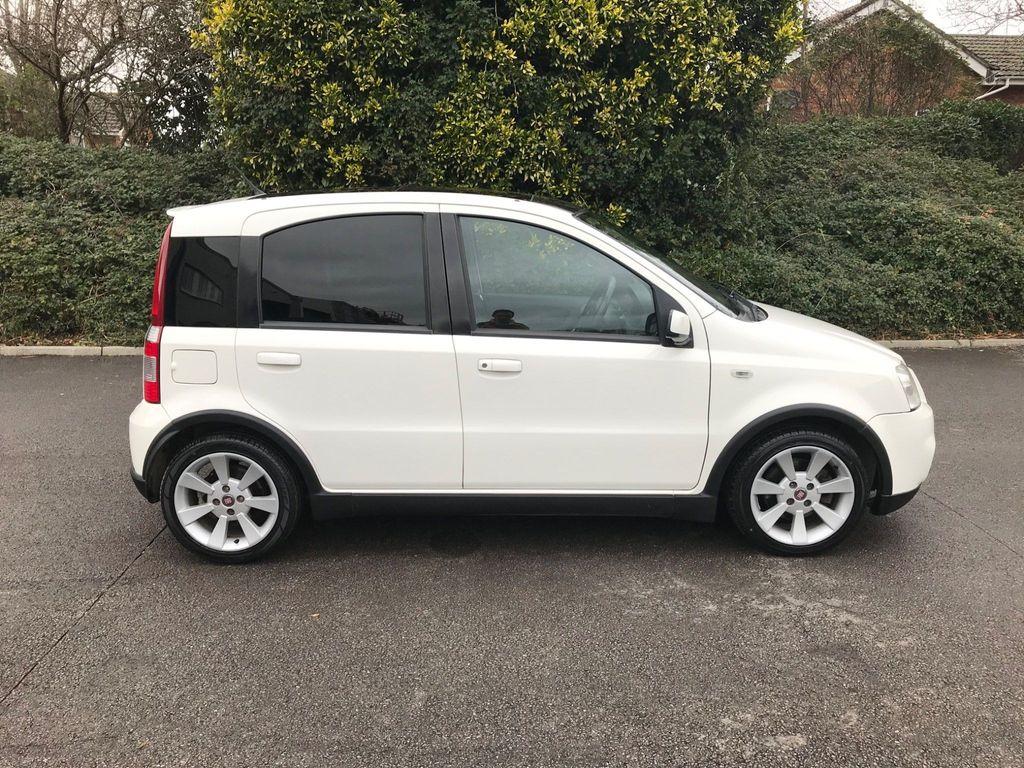 Fiat Panda Hatchback 1.4 16v 5dr