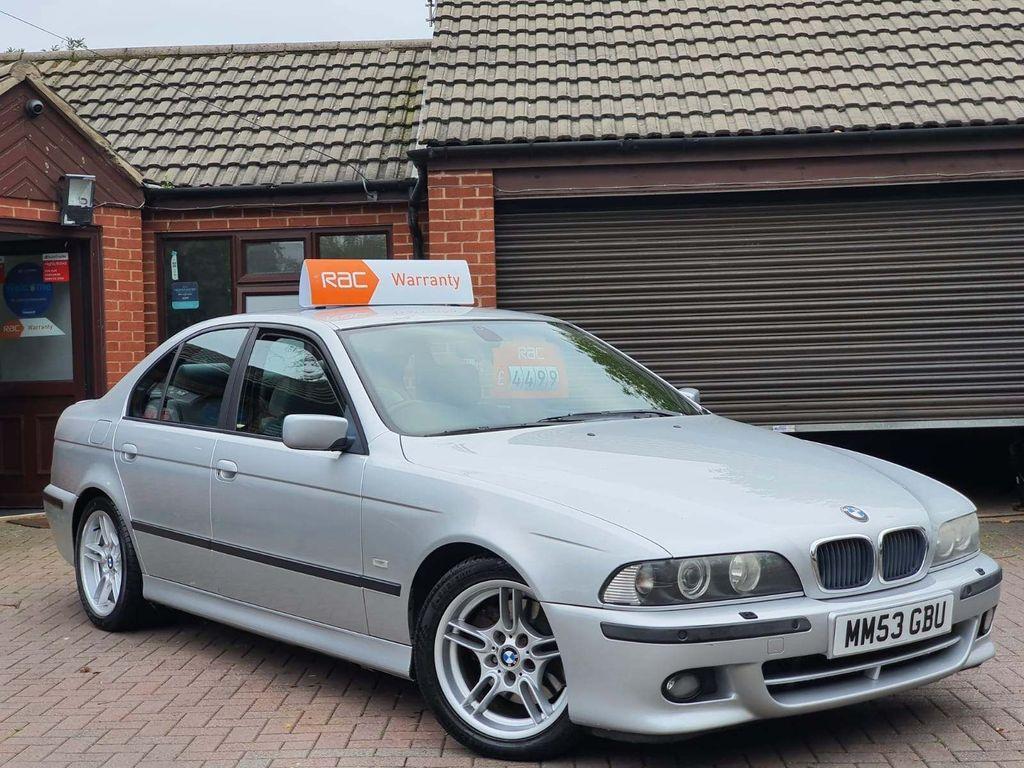 BMW 5 Series Saloon 3.0 530i Sport 4dr