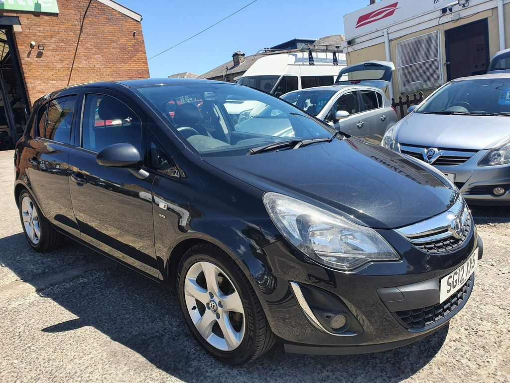 Vauxhall Corsa Hatchback 1.2i ecoFLEX 16V SXi (s/s) 5dr