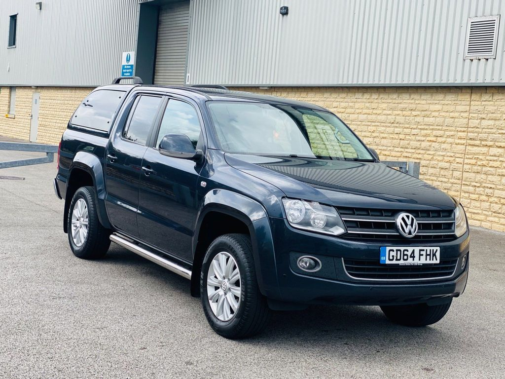 Volkswagen Amarok Pickup 2.0 BiTDI BlueMotion Tech Highline+ Per Pickup 4MOTION 4dr