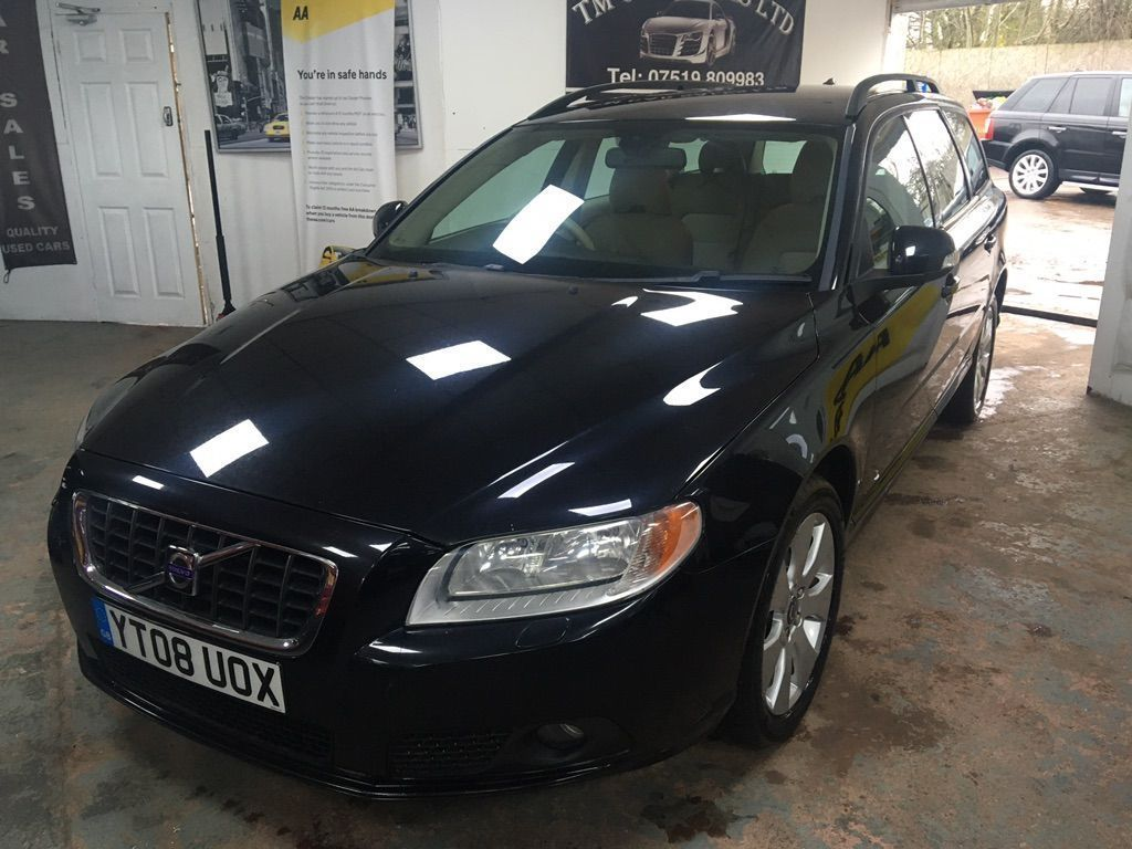 Volvo V70 Estate 2.4 D5 SE Geartronic 5dr