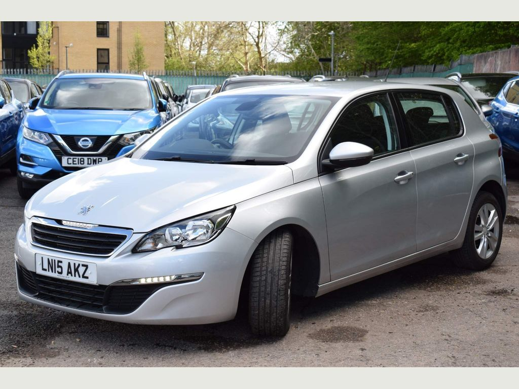 Peugeot 308 Hatchback 1.6 BlueHDi Active (s/s) 5dr
