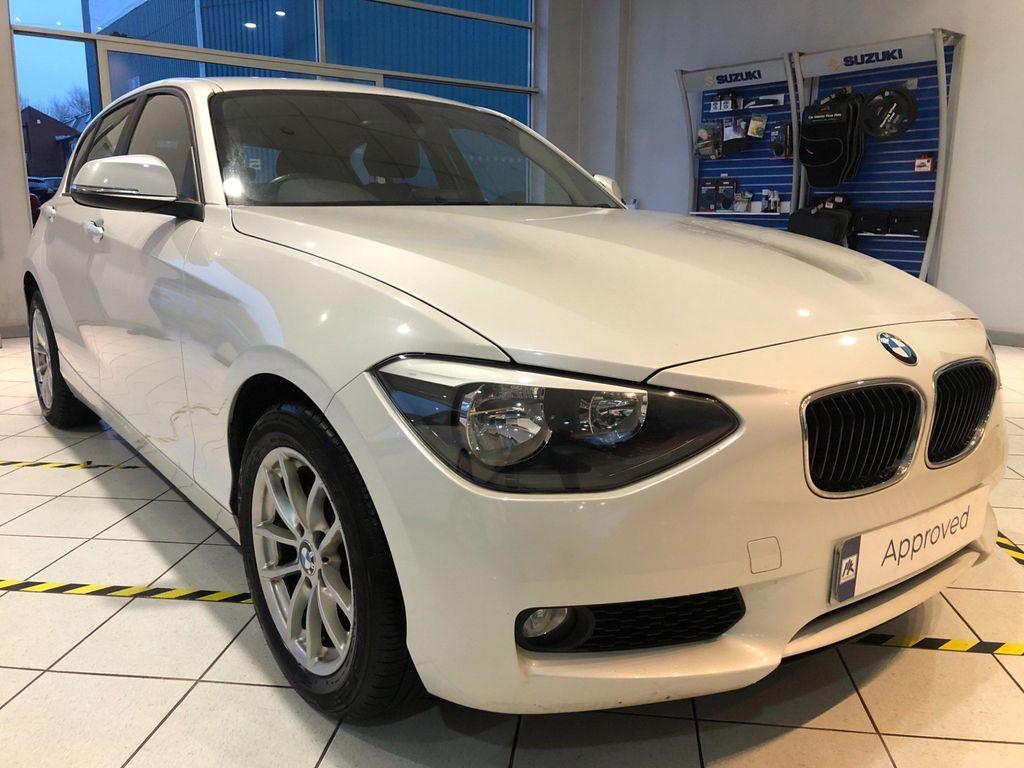 BMW 1 Series Hatchback 1.6 114i SE Sports Hatch 5dr