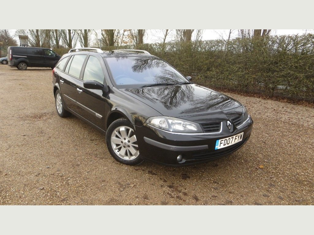 Renault Laguna Estate 2.0 dCi Dynamique Estate 5dr Diesel Manual (160 g/km, 150 bhp)