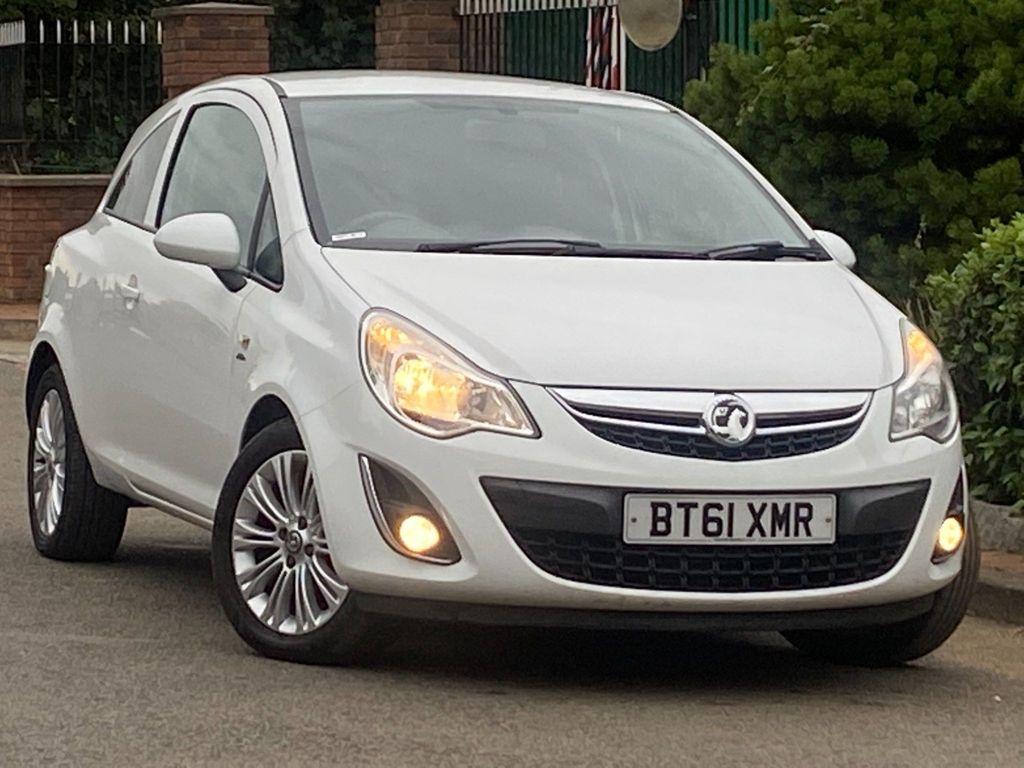 Vauxhall Corsa Hatchback 1.3 CDTi ecoFLEX Excite 3dr (A/C)