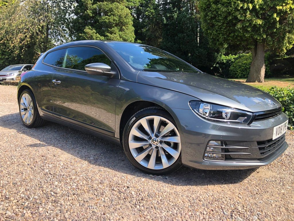 Volkswagen Scirocco Coupe 2.0 TSI BlueMotion Tech GT Hatchback 3dr