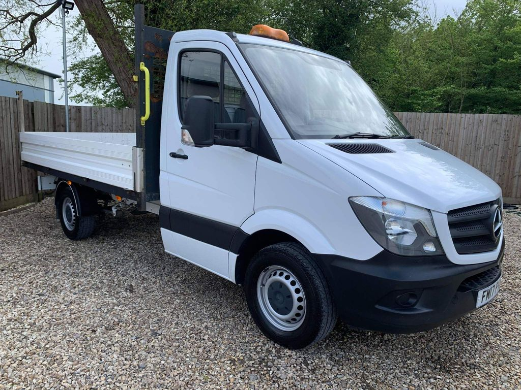 Mercedes-Benz Sprinter Chassis Cab 314 2.1 CDI 3.5T LWB Dropside - Euro 6