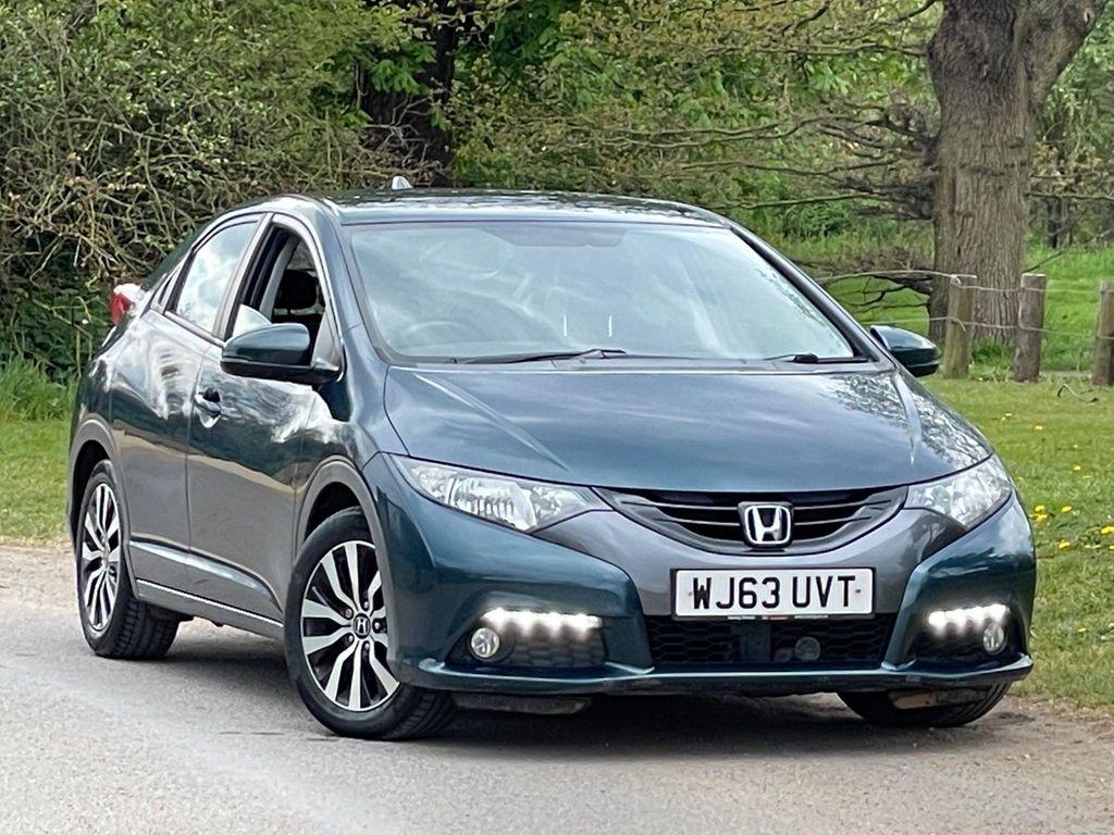 Honda Civic Hatchback 1.6 i-DTEC ES-T 5dr