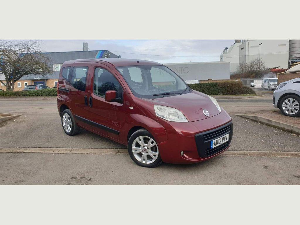 Fiat Qubo MPV 1.3 My Life Dualogic (s/s) 5dr