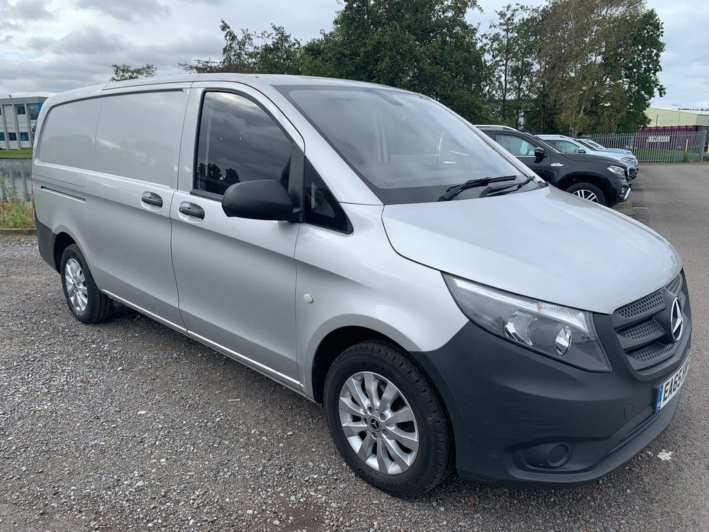 Mercedes-Benz Vito Panel Van 111 CDI 1.6 LONG WHEEL BASE NEW MODEL