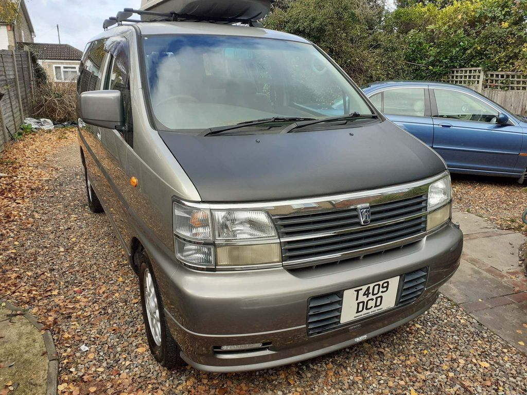 Nissan Elgrand Unlisted
