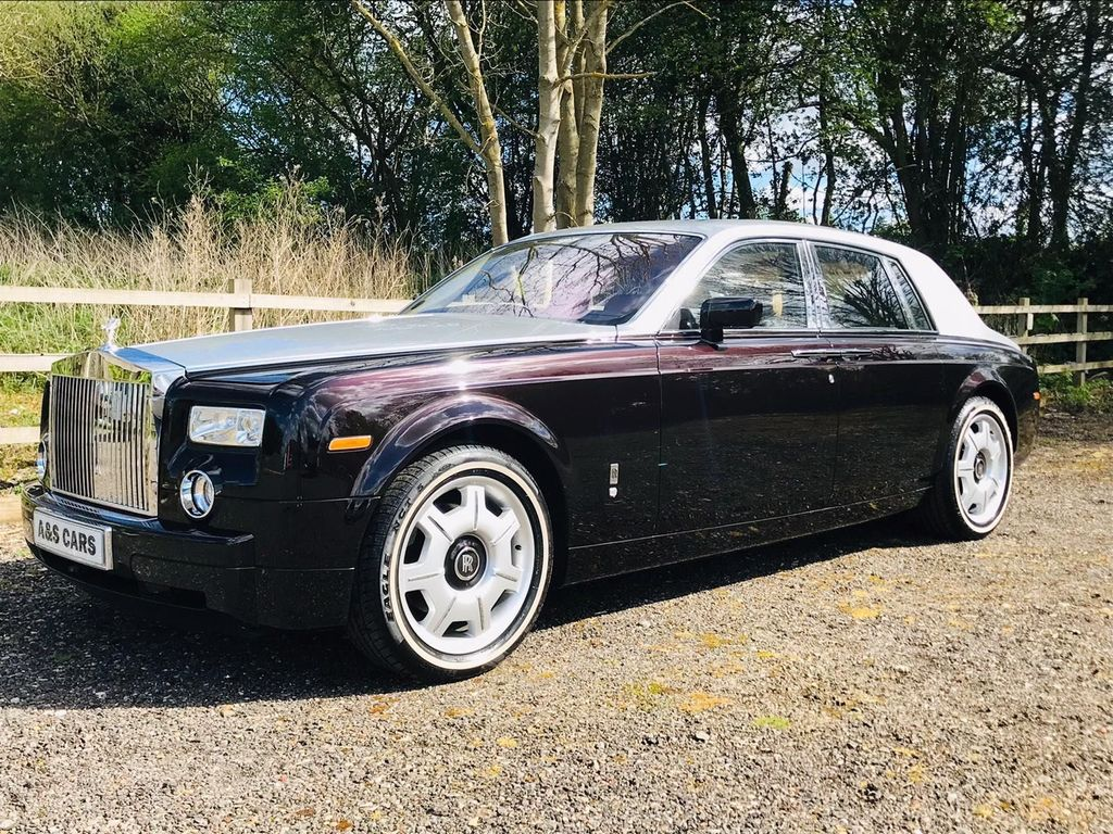 Rolls-Royce Phantom Other 6.7 4dr