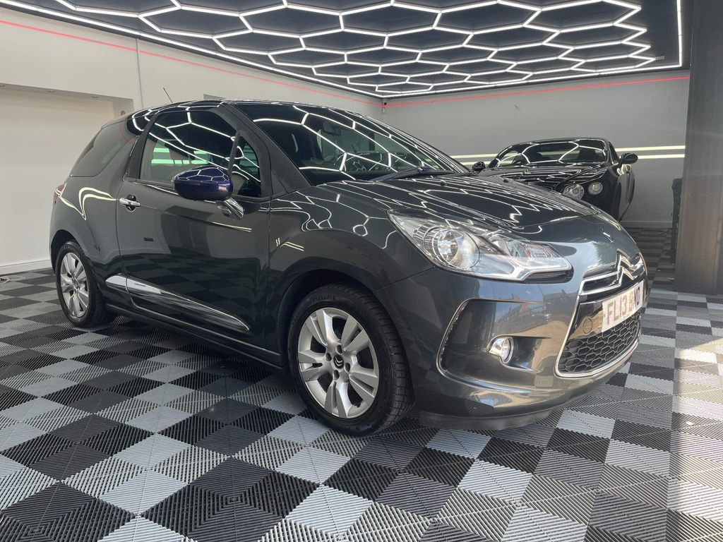 Citroen DS3 Hatchback 1.6 e-HDi Airdream DStyle 3dr
