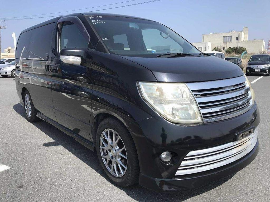 Nissan Elgrand Unlisted 3.5 Rider S ( Reserved )