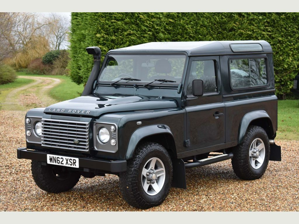 Land Rover Defender 90 SUV 2.2 TD DPF XS Station Wagon 3dr