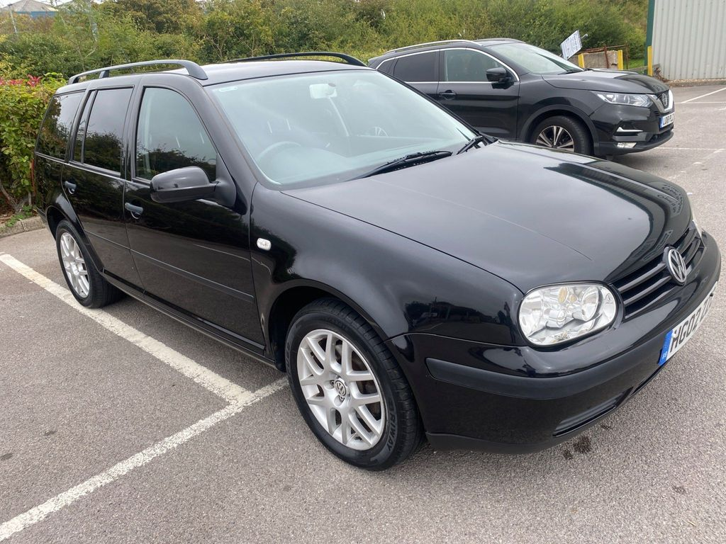Volkswagen Golf Estate 2.0 S 5dr