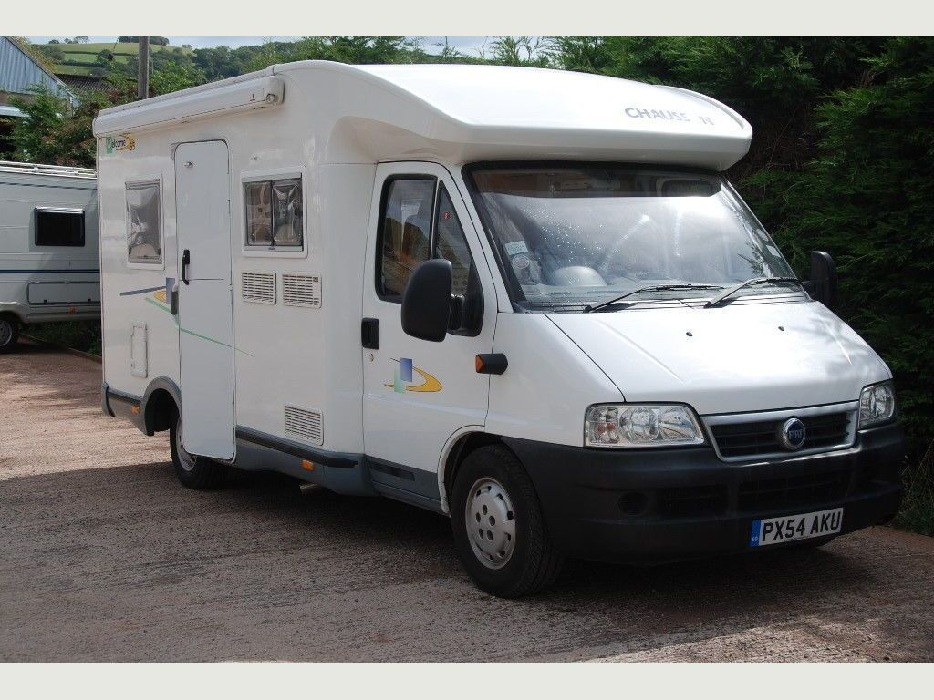 Chausson WELCOME Motorhome 55