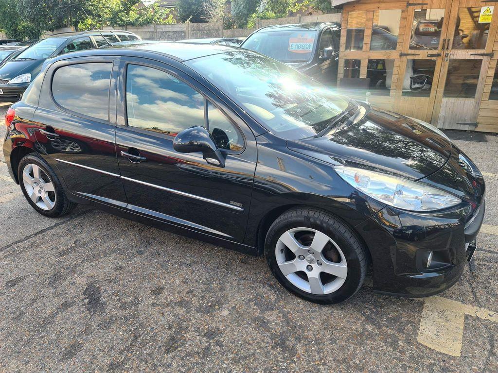 Peugeot 207 Hatchback 1.6 HDi Sportium 5dr