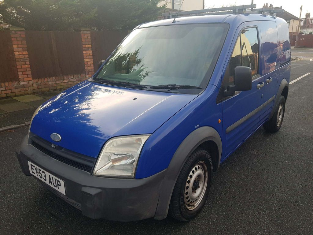 Ford Transit Connect Panel Van t220swb