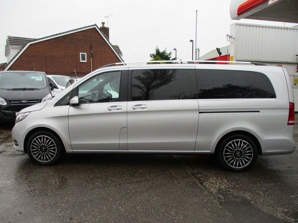Mercedes-Benz V Class MPV 2.2 V220 CDi BlueTEC Sport G-Tronic+ XLWB EU6 (s/s) 5dr 8 Seat XLWB