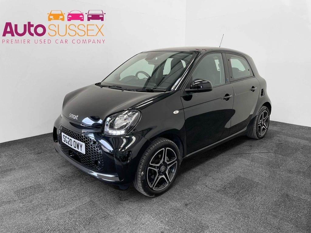 Smart forfour Hatchback 17.6kWh Pulse Premium Auto 5dr (22kW Charger)