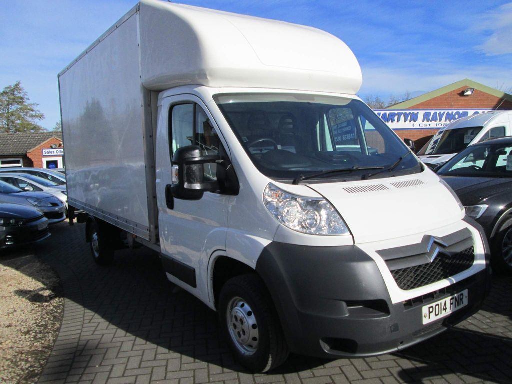 Citroen Relay Chassis Cab 2.2 HDi 35 L3 Chassis Cab 2dr