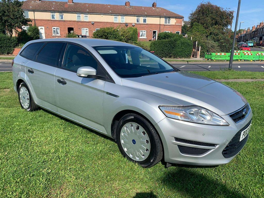 Ford Mondeo Estate 1.6 TDCi ECO Edge (s/s) 5dr