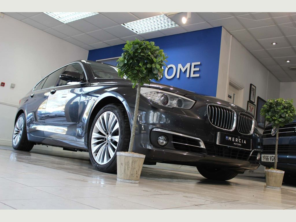 BMW 5 Series Gran Turismo Hatchback 3.0 535d Luxury GT 5dr