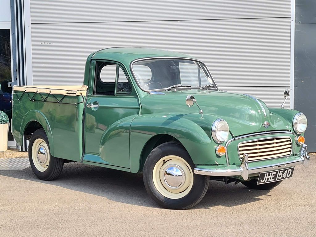 Morris Minor Unlisted Pick up