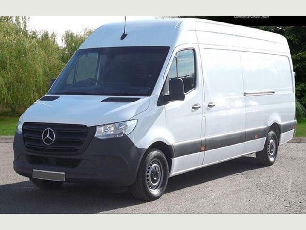 Mercedes-Benz Sprinter Panel Van 2.1 314 CDi RWD L3 H2 EU6 5dr