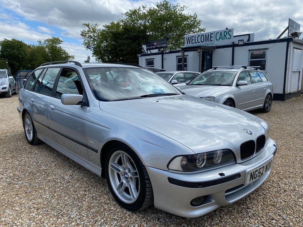 BMW 5 Series Estate 2.9 530d Sport Touring 5dr