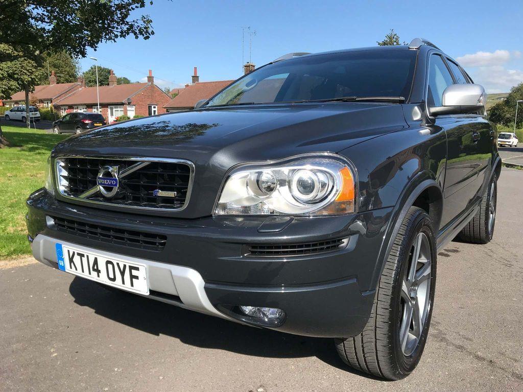 Volvo XC90 SUV 2.4 D5 R-Design Nav Geartronic AWD 5dr