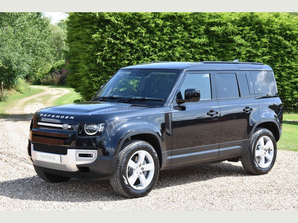 Land Rover Defender 110 SUV 3.0 D300 MHEV HSE Auto 4WD (s/s) 5dr