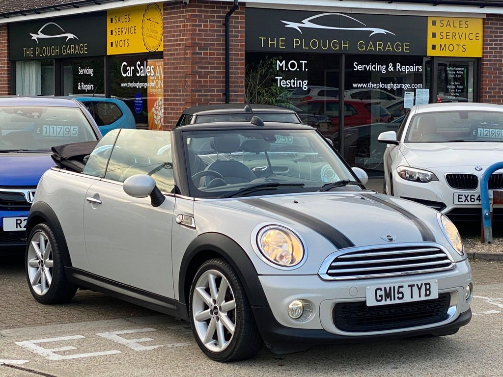 MINI Convertible Convertible 1.6 One Highgate (s/s) 2dr