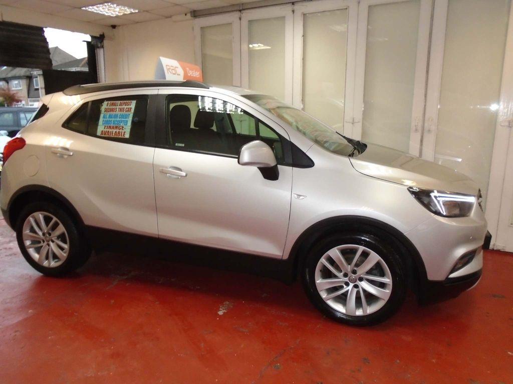 Vauxhall Mokka X SUV 1.4i Turbo Active (s/s) 5dr