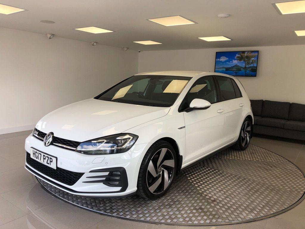 Volkswagen Golf Hatchback 2.0 TDI BlueMotion Tech GTD (s/s) 5dr