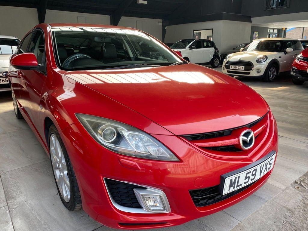 Mazda Mazda6 Hatchback 2.2 TD Sport 5dr