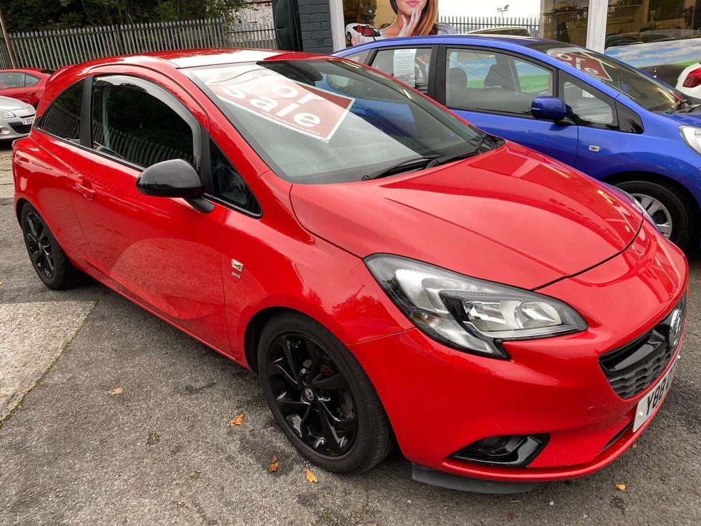 Vauxhall Corsa Hatchback 1.0i Turbo ecoFLEX SRi (s/s) 3dr