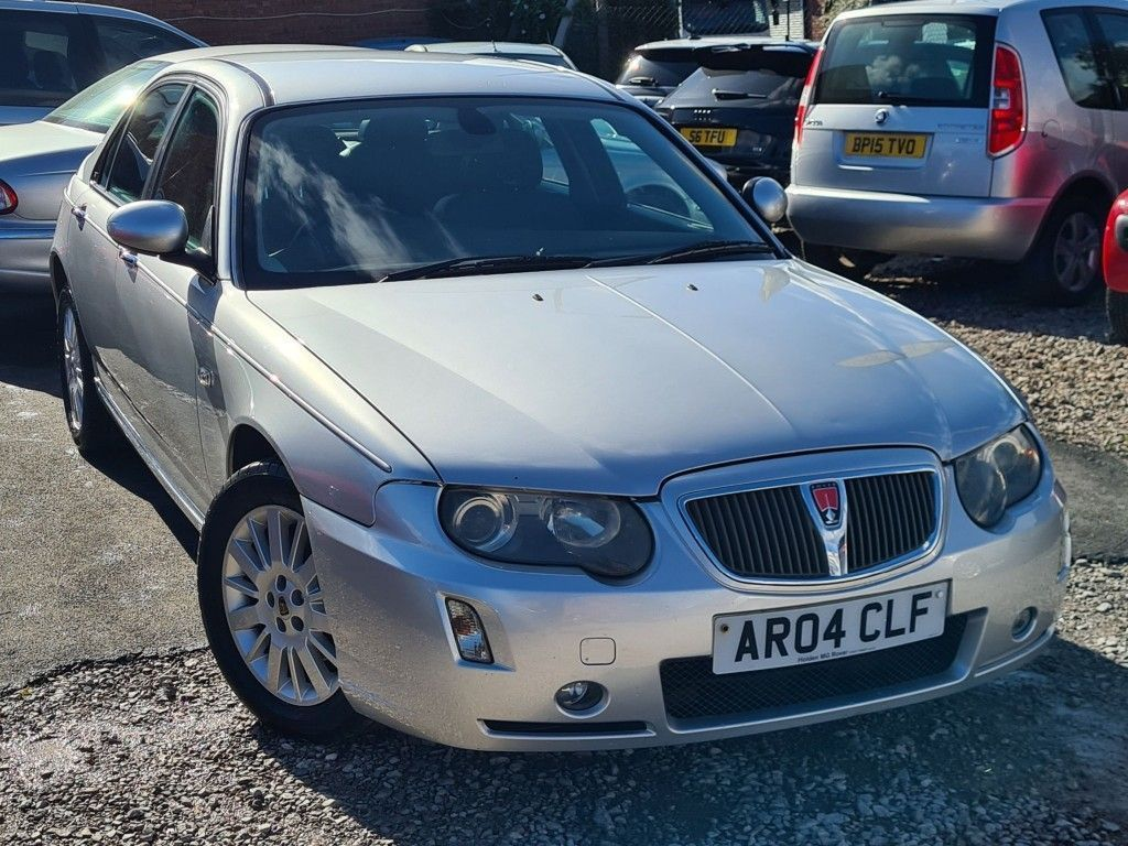 Rover 75 Saloon 1.8 T Contemporary 4dr